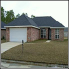 Brick Home in Biloxi Mississippi